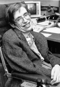 Stephen Hawking Thoughts About Critical Thinking