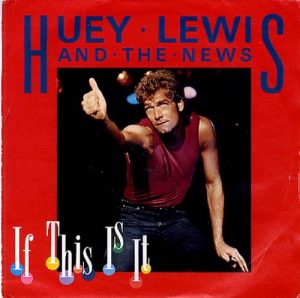 Huey Lewis Can Barely Hear