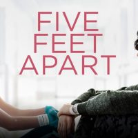 "Justin Baldoni's New Movie ""Five Feet Apart"""