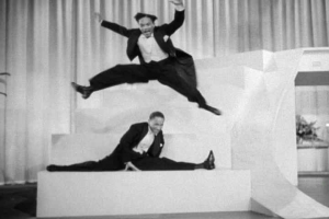 Nicholas Brothers: The BEST tap dancers