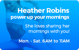Power Up Your Mornings with Heather Robins