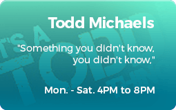 Todd Michaels Late Afternoons